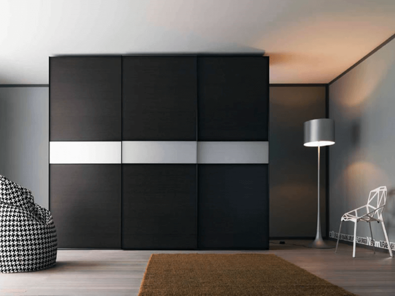 Modern Contemporary Sliding Doors Wardrobe